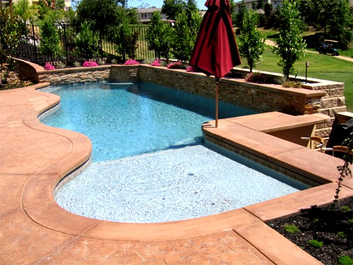 Poolscapes Pool Design Amp Construction